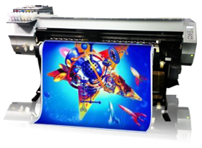 Custom Banner Printing using only the best equipment
