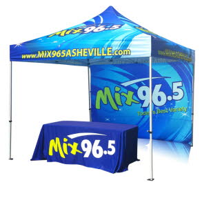 10 x 10 FT Promotional Tent